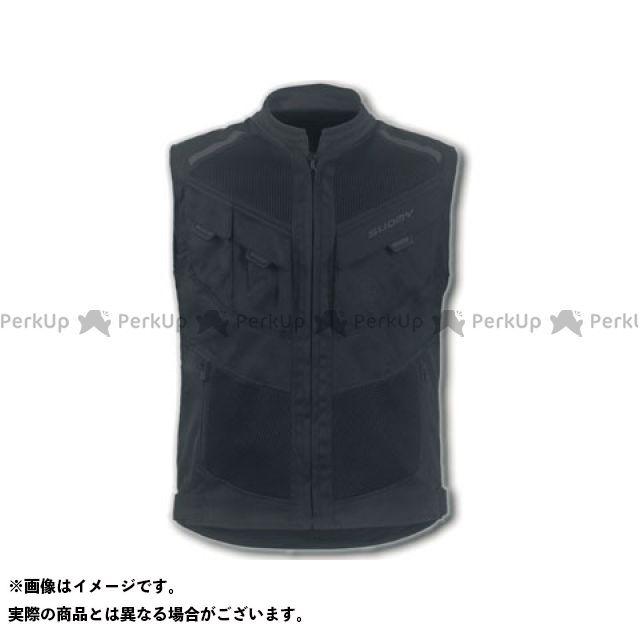 SUOMY スオーミー SJK-020 T-デザートベスト(ブラック) M