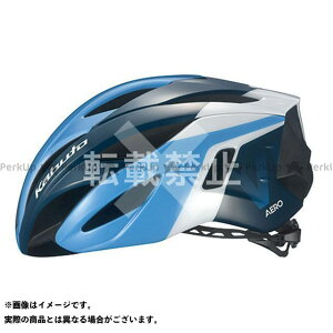【無料雑誌付き】オージーケーカブト(自転車) AERO V1(G-2ブルー) AR-3ライトスモークシールド付属 サイズ:L/XL(59-62cm) OGK KABUTO