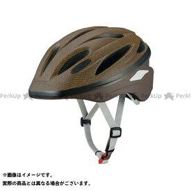オージーケーカブト(自転車) SCUDO-L2(マットテーラーブラウン) OGK KABUTO