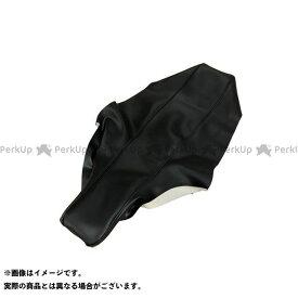 アルバ KLX250 日本製シートカバー/KLX250 後期(2008-2016)/(FI車)【黒】(張替) ALBA