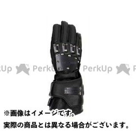 KADOYA カドヤ SHINYA REPLICA No.3516 HAMMER GLOVE-GAUNTLET ブラック×ブラック L