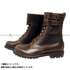 KADOYA K'S/BOOTS&BOOTS No.4002 KA-VOGEL ブラウン 25.0cm カドヤ