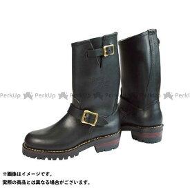 KADOYA K'S/BOOTS&BOOTS No.4007 KA-G.I.J(ブラック) 24.5cm カドヤ