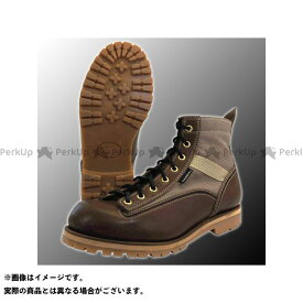 KADOYA カドヤ Leather Royal Kadoya No.4326 LOGGER LIGHT ブラウン×ベージュ 27.5cm