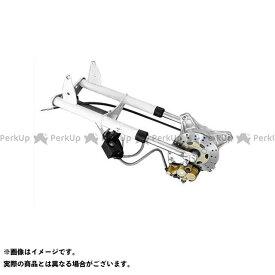 田中商会 シャリィ50 ダックス ダックス用 ノーマルルックフロントフォーク ディスクブレーキキット ホワイト 580mm(ノーマル長)