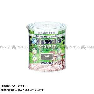 【無料雑誌付き】カンペハピオ 水性キシラデコール エクスS シルバーグレイ 1.6L Kanpe Hapio
