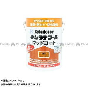 【無料雑誌付き】カンペハピオ 水性キシラデコール ウッド ピニー 3.4L Kanpe Hapio