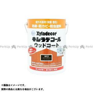 【雑誌付き】カンペハピオ 水性キシラデコール ウッド ジェットブラック 3.4L Kanpe Hapio