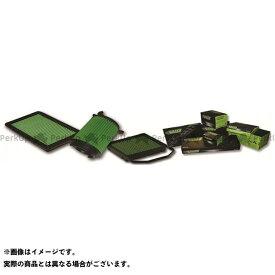 【無料雑誌付き】グリーンフィルター P950413 純正交換タイプフィルター(VOLKSWAGEN、TOURAN (5T)、1、8L TSI、11/15〜) GREEN FILTER