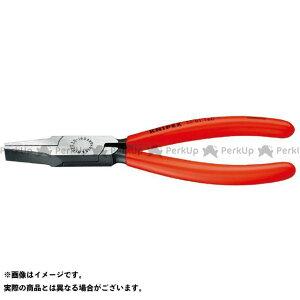 【無料雑誌付き】クニペックス 2001-140 平ペンチ 140mm プラスチックコーティングハンドル KNIPEX