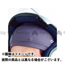 メーカー在庫あり コミネ KOMINE AK-002 クールマックスインナーキャップ(2枚セット) グレー