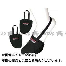 【無料雑誌付き】コミネ AK-047 ネオプレーントゥーウォーマー(ブラック) KOMINE