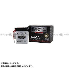 【無料雑誌付き】プロセレクトバッテリー 6N4-2A-4 Pro Select Battery
