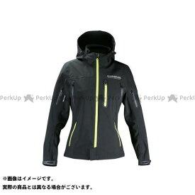 コミネ JK-555 WPプロテクション3L-パーカ レディース ブラック/ネオン WM KOMINE