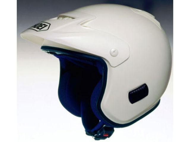 送料無料 SHOEI ショウエイ ジェットヘルメット TR-3(ティーアール-スリー) ホワイト XS