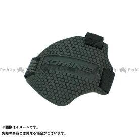 【無料雑誌付き】コミネ BK-204 TPU シフトパッド(ブラック) KOMINE