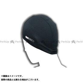 メーカー在庫あり コミネ KOMINE AK-093 クールマックス(R)インナーキャップ フル(ブラック) 2枚セット
