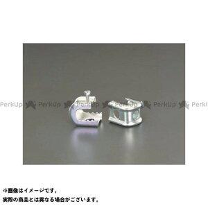 【ポイント最大18倍】エスコ 3〜12mm C型ビームクランプ(2個) ESCO