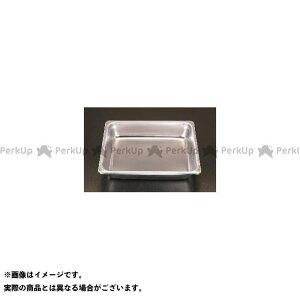 【無料雑誌付き】エスコ 650x530x 65mm パーツトレー(ステンレス製) ESCO