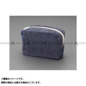 【ポイント最大19倍】エスコ 120x 85x 55mm 工具袋(マチ付) ESCO
