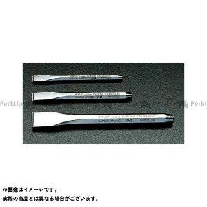 【雑誌付き】エスコ 3本組/10,12,22mm 平タガネ ESCO