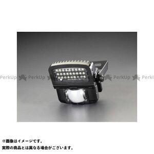 【ポイント最大18倍】エスコ AC100V/39W LEDセンサーライト(調光タイプ) ESCO