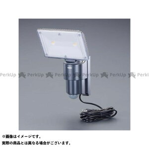 【ポイント最大18倍】エスコ AC100V/32W LEDセンサーライト(防雨型) ESCO