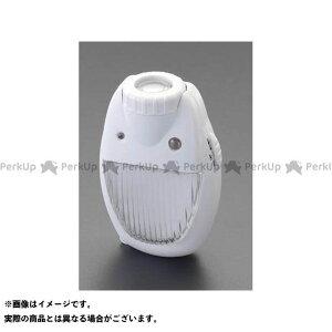 【雑誌付き】エスコ AC100V/3.5W LEDセンサーライト メーカー在庫あり ESCO