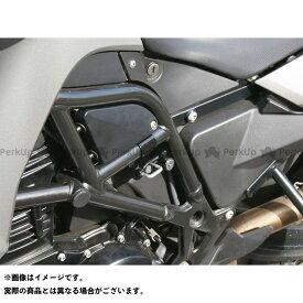 キジマ F650GS F700GS F800GS ヘルメットロック(ブラック) メーカー在庫あり KIJIMA