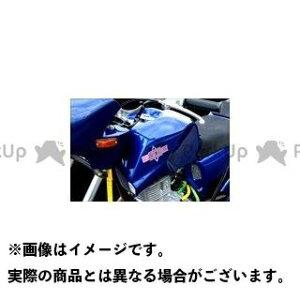 【エントリーで最大P19倍】才谷屋ファクトリー エイプ100 エイプ50 タンクカバー 仕様:白ゲル Saitaniya Factory