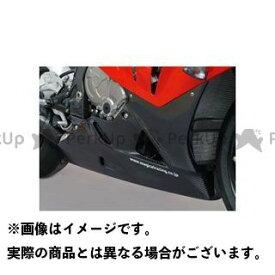 マジカルレーシング S1000RR アンダーカウル オイルキャッチ構造 FRP製・黒