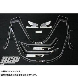 ACP CBX400F2 ラインステッカーセット カラー:赤/白 エーシーピー