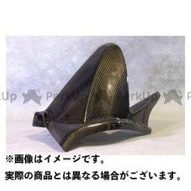 エーテック ニンジャ400R リアフェンダーSPL FRP/黒