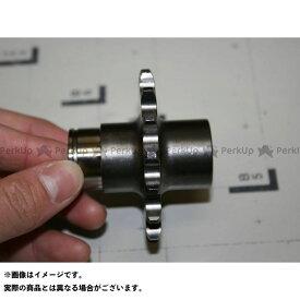 Gクラフト 汎用 フロントオフセットスプロケット20mm 16T ジークラフト