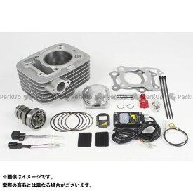 【エントリーで最大P21倍】SP武川 Dトラッカー125 KLX125 ハイパーSステージボアアップキット170cc TAKEGAWA