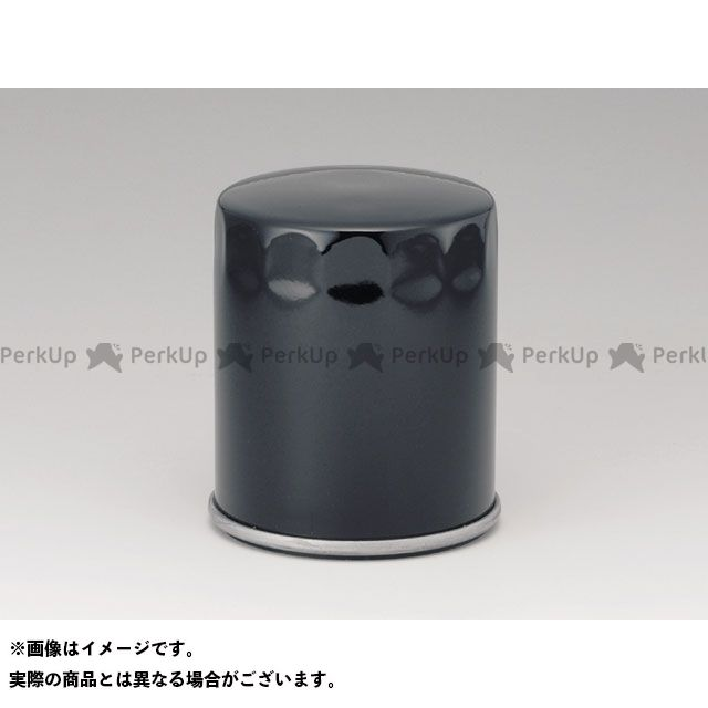 キジマ KIJIMA エンジンオイルパーツ オイルフィルター カートリッジ(マグネットIN) ブラック