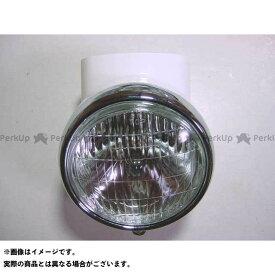 BPアウトレット ベンリィCS90 シャリィ50 ダックス ライト付ハウジング DAXシャリー用 白 B.P.OUTLETS