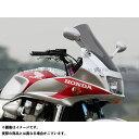 R's GEAR ワイバン エアロコンフォートスクリーン カラー:クリア CB1300スーパーツーリング CB1300スーパーボルドール CB400スーパーボル...