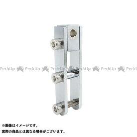 キタコ 汎用 ヒップアップアダプター クロームメッキ 9cmアップ メーカー在庫あり KITACO