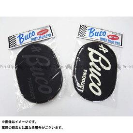 【エントリーでポイント5倍】 BUCO ブコ インナーヘッドパッド(NEW) ブラック/アイボリー