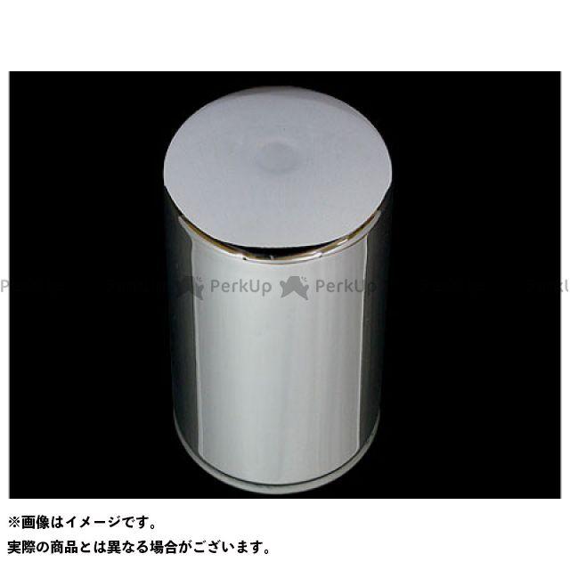 ネオファクトリー ハーレー汎用 エンジンオイルパーツ エクストラロングオイルフィルター クローム