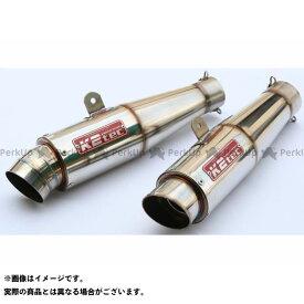 【無料雑誌付き】ケイツーテック 汎用 GPスタイル テーパーサイレンサー 3ピース テーパー長:200mm 差込径:φ60.5 K2-tec