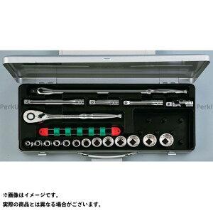【無料雑誌付き】ケイティーシー TB413X(12.7SQ) ソケットレンチセット(ミリ) KTC