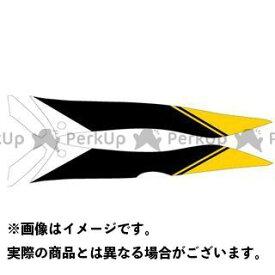 MDF シグナスX CYGNUS X125(07-) グラフィックキット ストロボモデル パンプキンイエロータイプ タイプ:アンダーカバーセット エムディーエフ