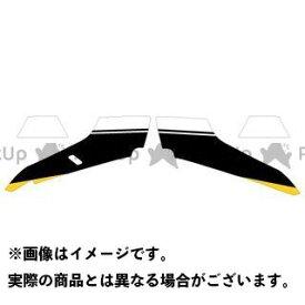 MDF TMAX500 TMAX(08-11) グラフィックキット ストロボモデル パンプキンイエロータイプ タイプ:アンダーカバーセット エムディーエフ
