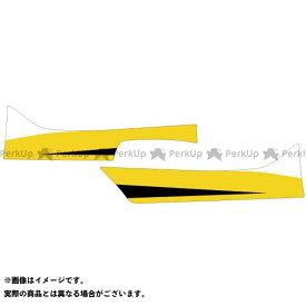 MDF トリシティ125 TRICITY(14-16) グラフィックキット ストロボモデル パンプキンイエロータイプ モデル:アンダーカバーセット エムディーエフ