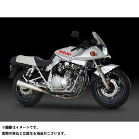ヨシムラ GSX1100Sカタナ チタン手曲DRAGサイクロン2本出し TT(チタンカバー) YOSHIMURA