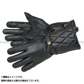 ラフ&ロード ラフアンドロード RR8808 ガントレットウインターグローブDS(ブラック) M