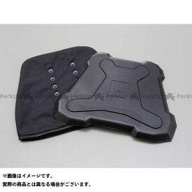 ヘンリービギンズ SAS-TEC 胸部プロテクター スナップボタンバッグ付き HenlyBegins