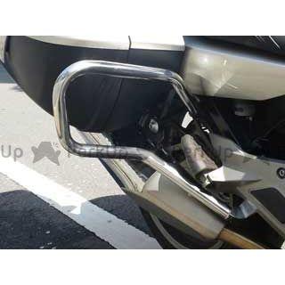 送料無料 Rスタイル K1600GTL Kシリーズ その他 その他外装関連パーツ K1600 パニアガード(R-style BMW K1600 Pannier protection bar)